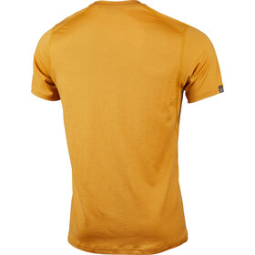 Lundhags Merino Light Fjell T-shirt Heren, gold